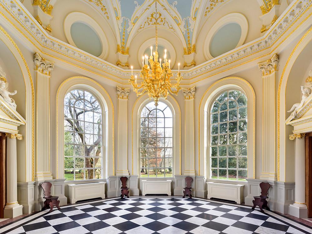 Orleans House Gallery Richmond intimate wedding venue
