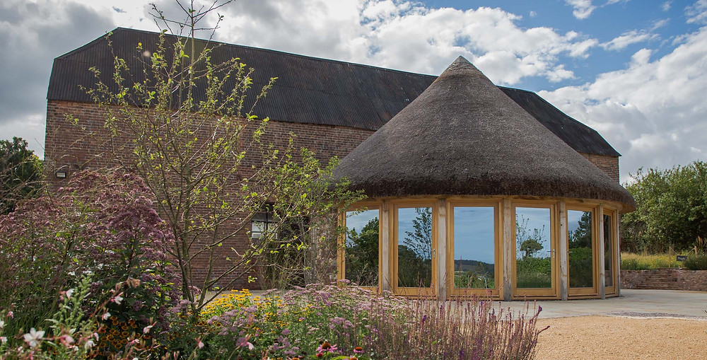 Brickhouse Vineyard, intimate wedding venue in Devon