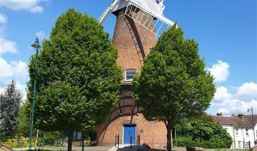 Rayleigh Windmill, a unique intimate Essex wedding venue