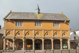 The Market House Castle Cary intimate wedding venue