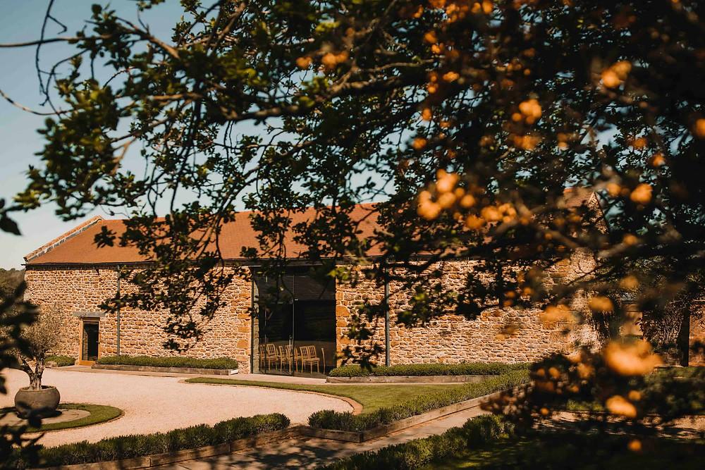 Dodford Manor barn wedding venue in Northamptonshire