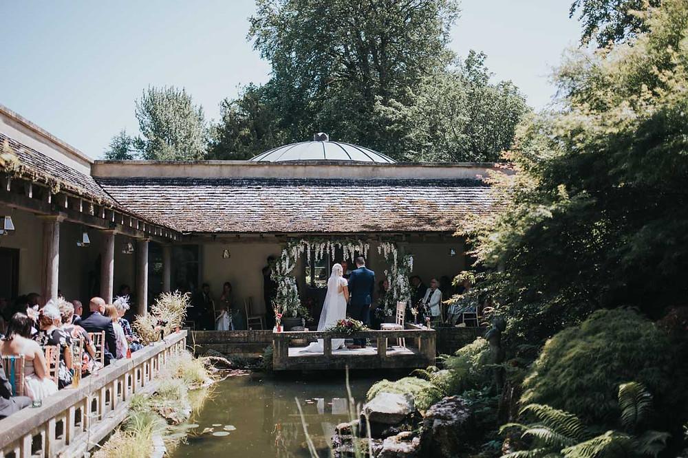 Matara Gloucestershire unique wedding venue