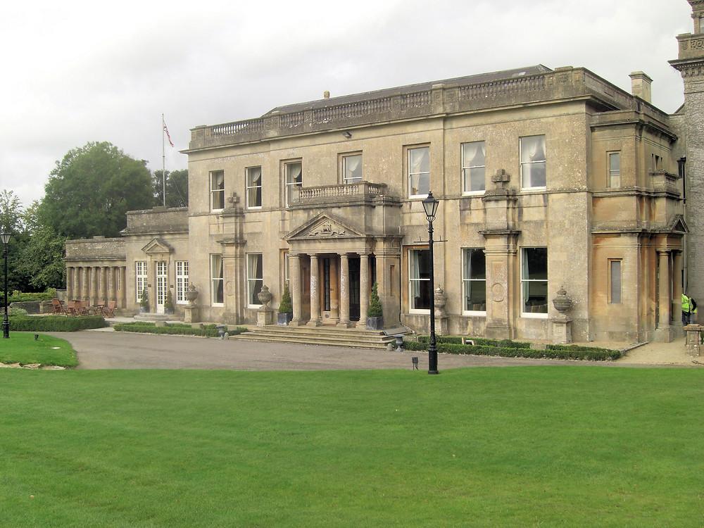 Tracy Park, Bristol wedding venue