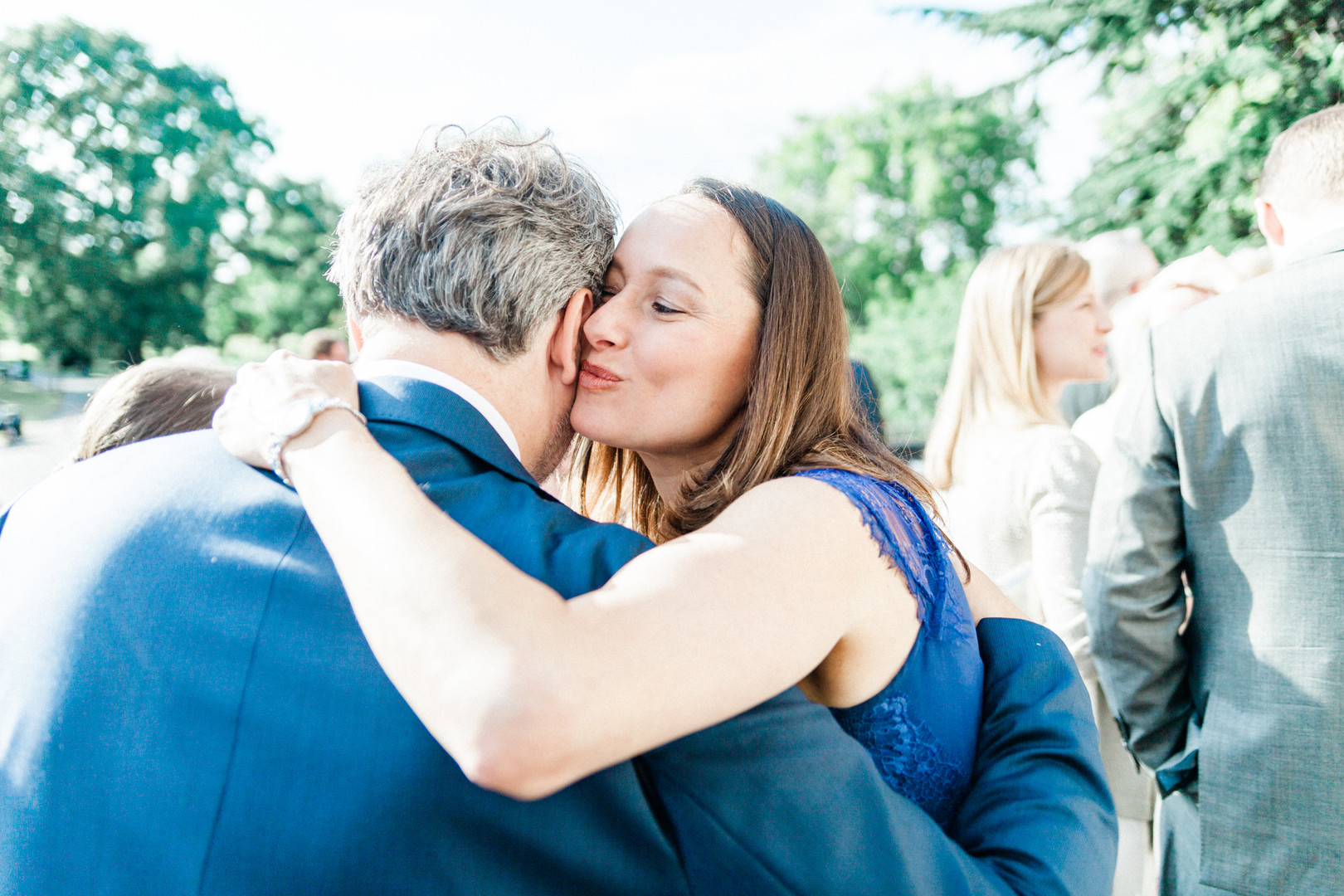 Clissold House wedding shot