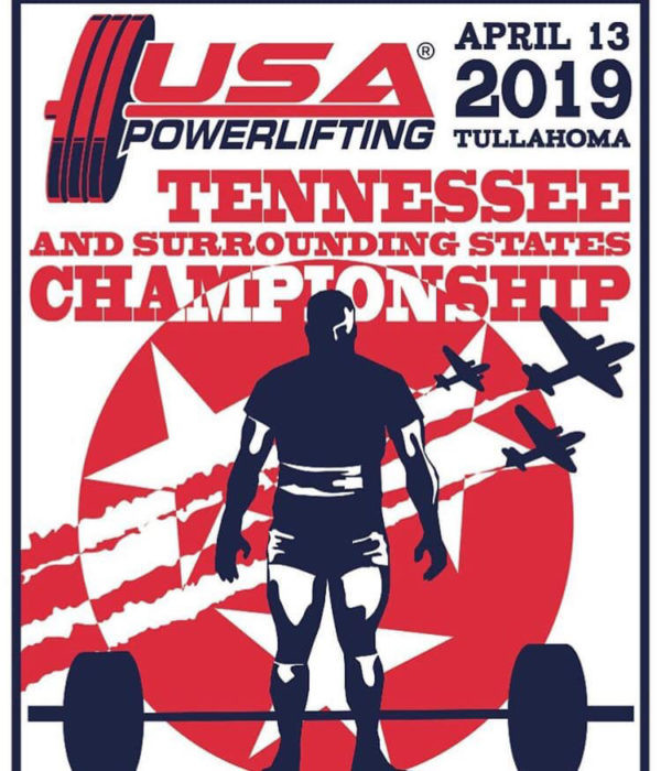 USA Powerlifting TN Championship