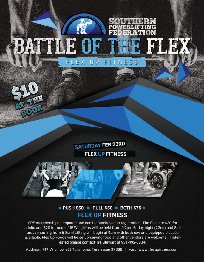 Battle of the Flex