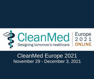 November 29-December 3, 2021: CleanMed Europe