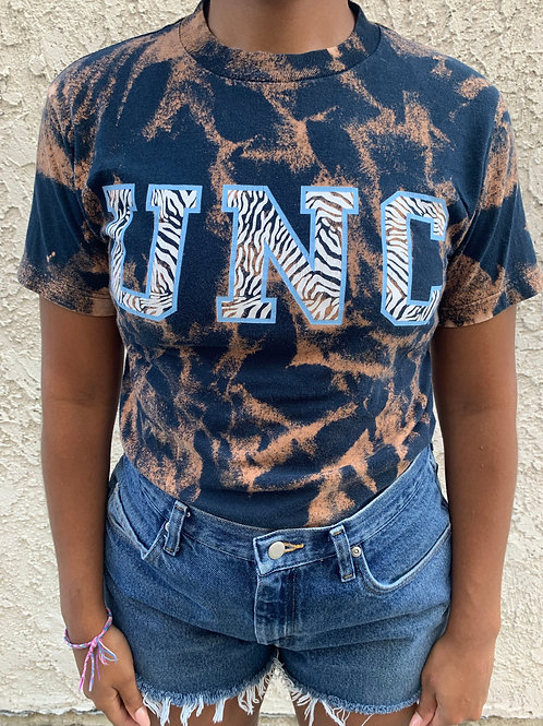 "UNC ""ZEBRA"" T-Shirt (S)"