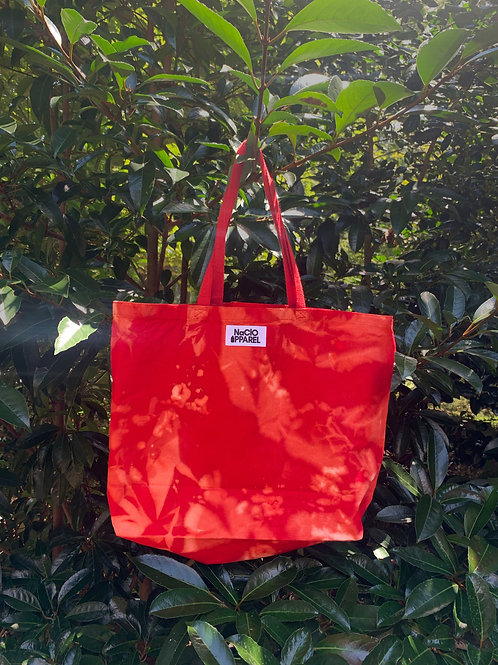 """HEAT"" Jumbo Tote Bag"