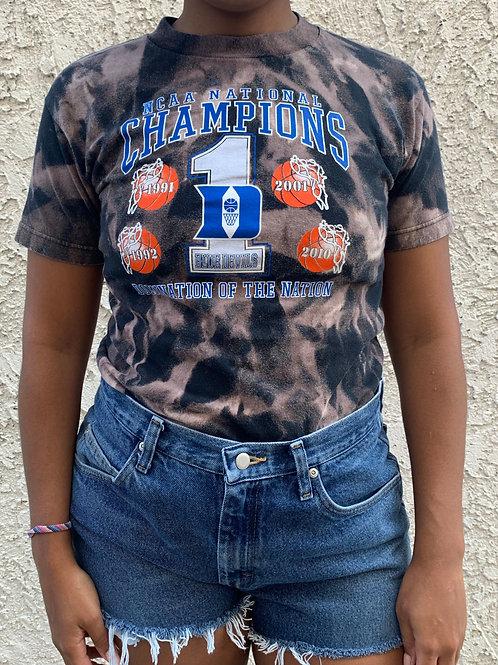 "Duke ""2010 CHAMPS"" T-Shirt (KIDS M)"