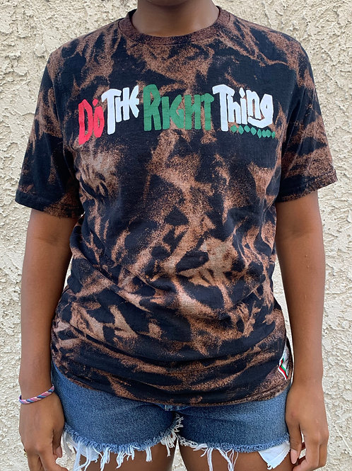 """Do The Right Thing"" T-Shirt (L)"