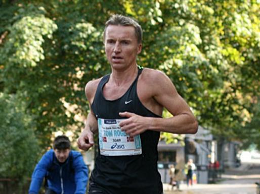 Klasseseier til Tom Roger Tangen i Norgesløpet 10 km!