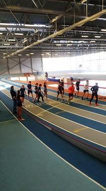 Vel gjennomført treningssamling og årsmøte i Steinkjerhallen!