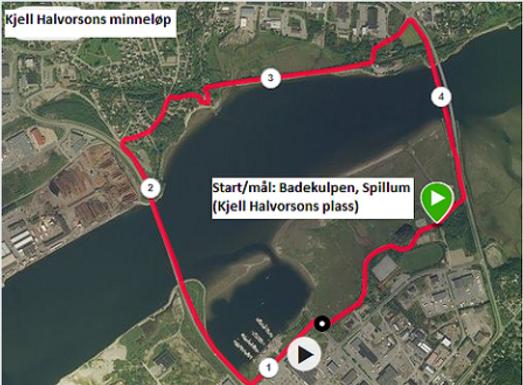 Ukas løp uke 20: Brurunden