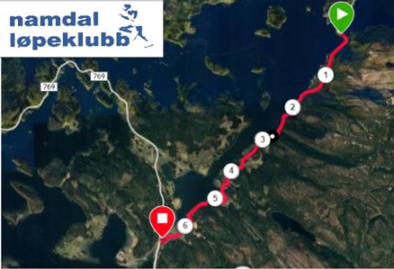 Ukas løp uke 23: Vetterhusstrømmen - Sørenget