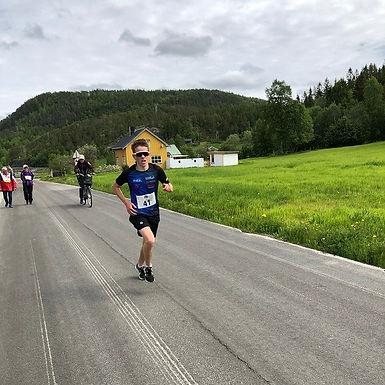 Reppen og Smalås raskest på 5 km i Hestmarka