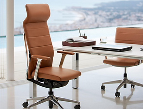 Büroeinrichtungen Heiko Seidel, Demmin, Chefsessel, Besucherstühle, Bürodrehstühle, Ergonomie