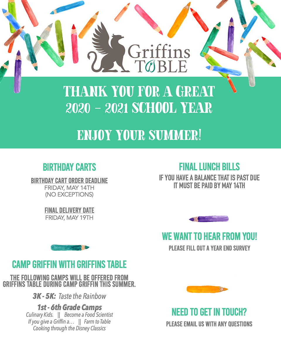 WEB version Griffins Table Newsletter_MA