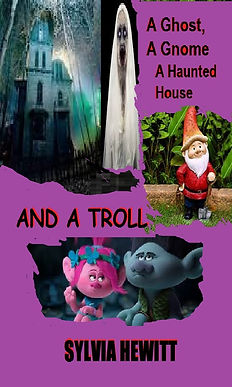 A GHOST - A GNOME - CHILDREN STORIES 202