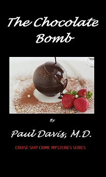 THE CHOCOLATE BOMB - FRONT COVER - 1000p