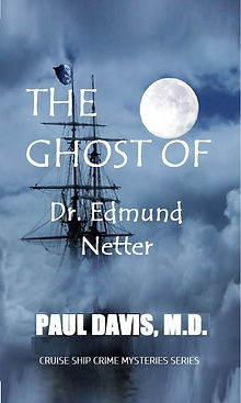THE GHOST OF DR. EDMUND NETTER - FRONT C