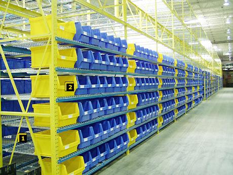 Modular Tote Storage