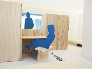 maquette chambre