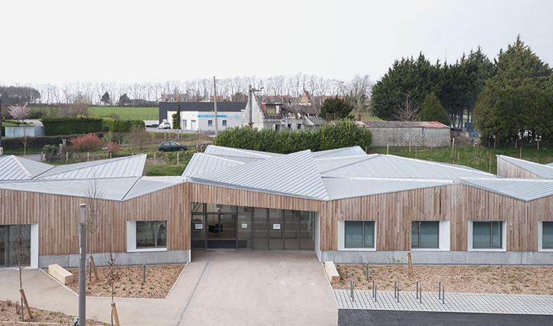 maison de santé - Woincourt