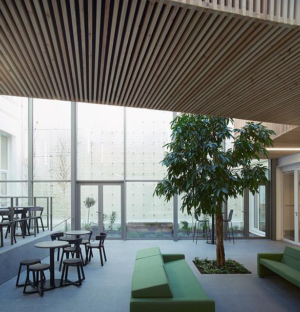 immeuble de bureaux - superdiet - Lille