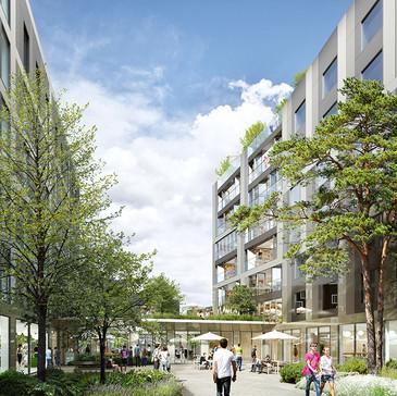 1080 logements co living - campus gare - Roubaix