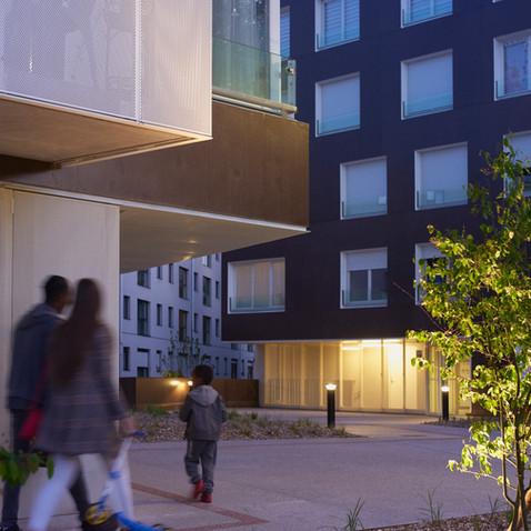 63 logements - Lille