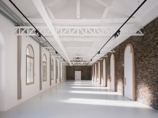 centre d'art contemporain à Fresnes sur Escaut