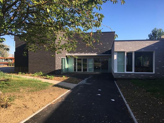 école élémentaire Montaigne Mons en Baroeul