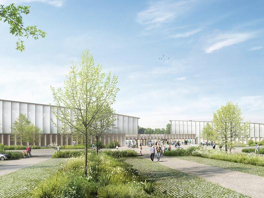 complexe sportif - Saint Quentin