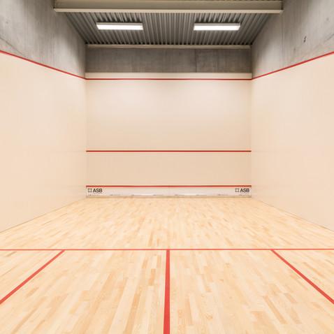 courts de squash - La Madeleine