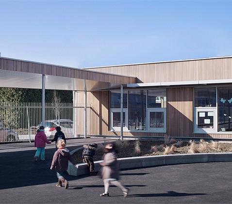 Ecole maternelle Le petit Prince - Mons en Baroeul