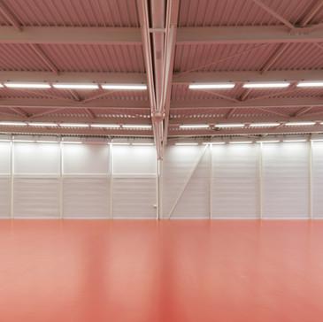 salle de tennis de table - La Madeleine