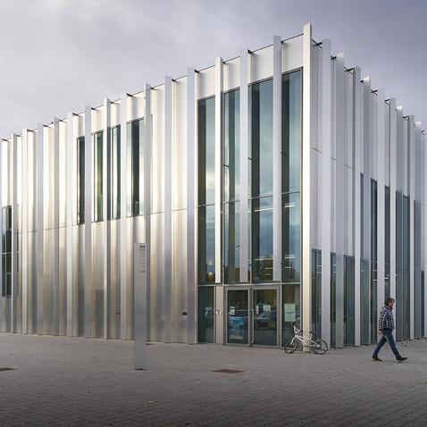 centre culturel et médiathèque - Valenciennes