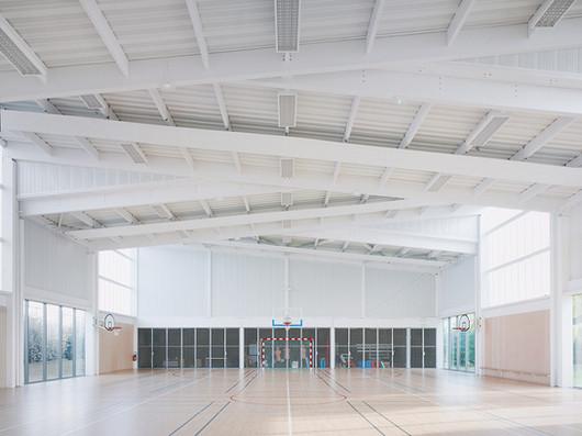 salle multisport - Mons en Baroeul