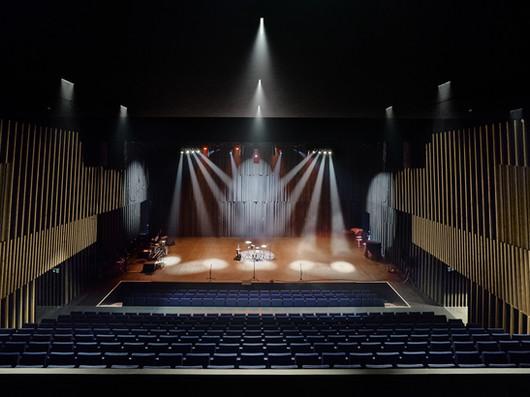 salle de spectacle à Mons en Baroeul