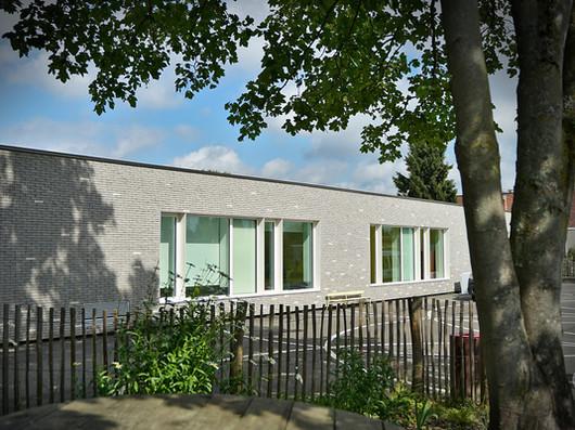 école maternelle De Gaulle à Mons en Baroeul