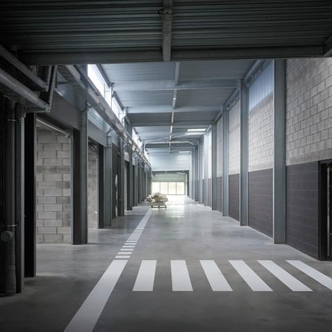 centre technique municipal - La Madeleine