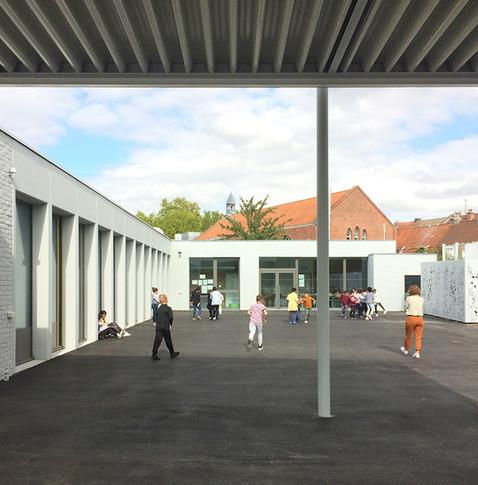 école maternelle - roubaix