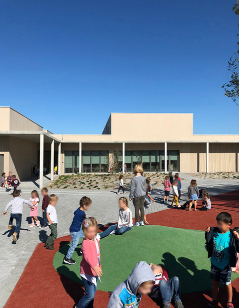 groupe scolaire - wavrin