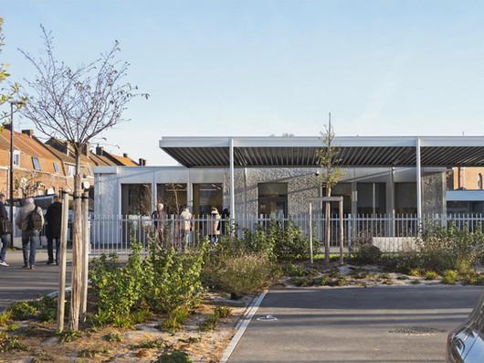 école élémentaire à Roubaix