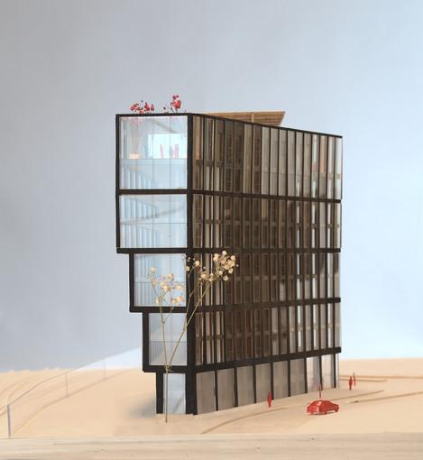 La tour AFI ESCA - Euralille 3000