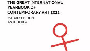 lilyma 马莉 西班牙ART ANTHOLOGY 2021艺术年鉴