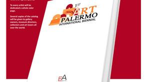 lilyma 马莉 意大利巴勒莫国际双年展 2021年9-10月