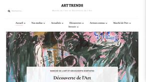 ART TRENDS 艺术趋势杂志 2021年6月头版