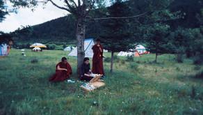 Southern Gansu Tibetan Area sketching 甘南藏区写生1